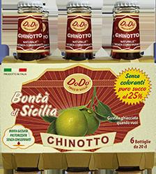 Bibite gassate - Soft drink - Succhi di frutta – Cocktail - Chinotto