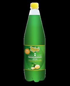 Bibita gassata Mandarino verde